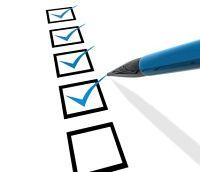 Checkliste Online Shop