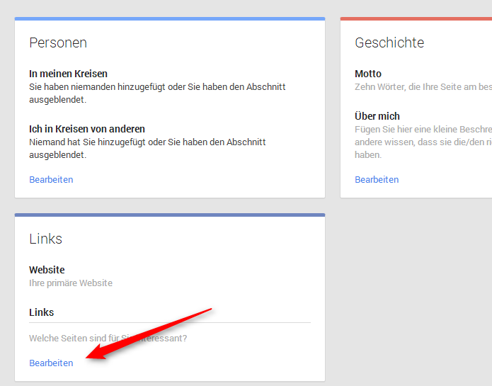 Google Plus Impressum 3