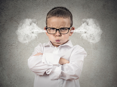 angry upset boy little man blowing pathdoc fotolia.com