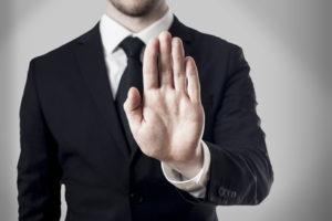 hand stop imillian fotolia.com