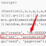 Datenschutz Abmahnung Google-Analytics