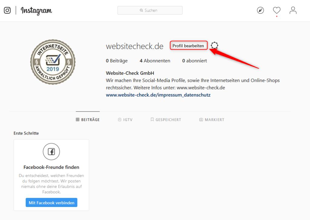 Instagram_Anleitung_Impressum_Datenschutzerklärung_1